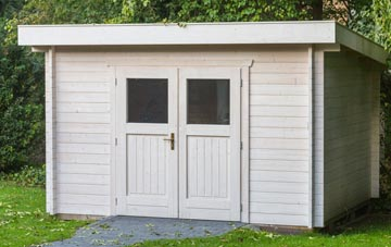 Becontree garden shed costs